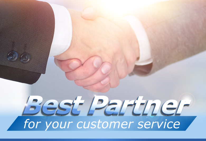 Best Partner for your customer service